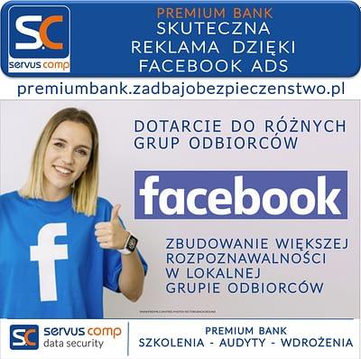 SKUTECZNA REKLAMA DZIĘKI FACEBOOK ADS Servus Comp