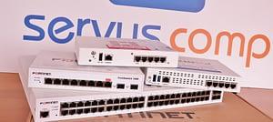 Urządzenia sieciowe FORTINET Forti Switch Forti Gate Servus Comp